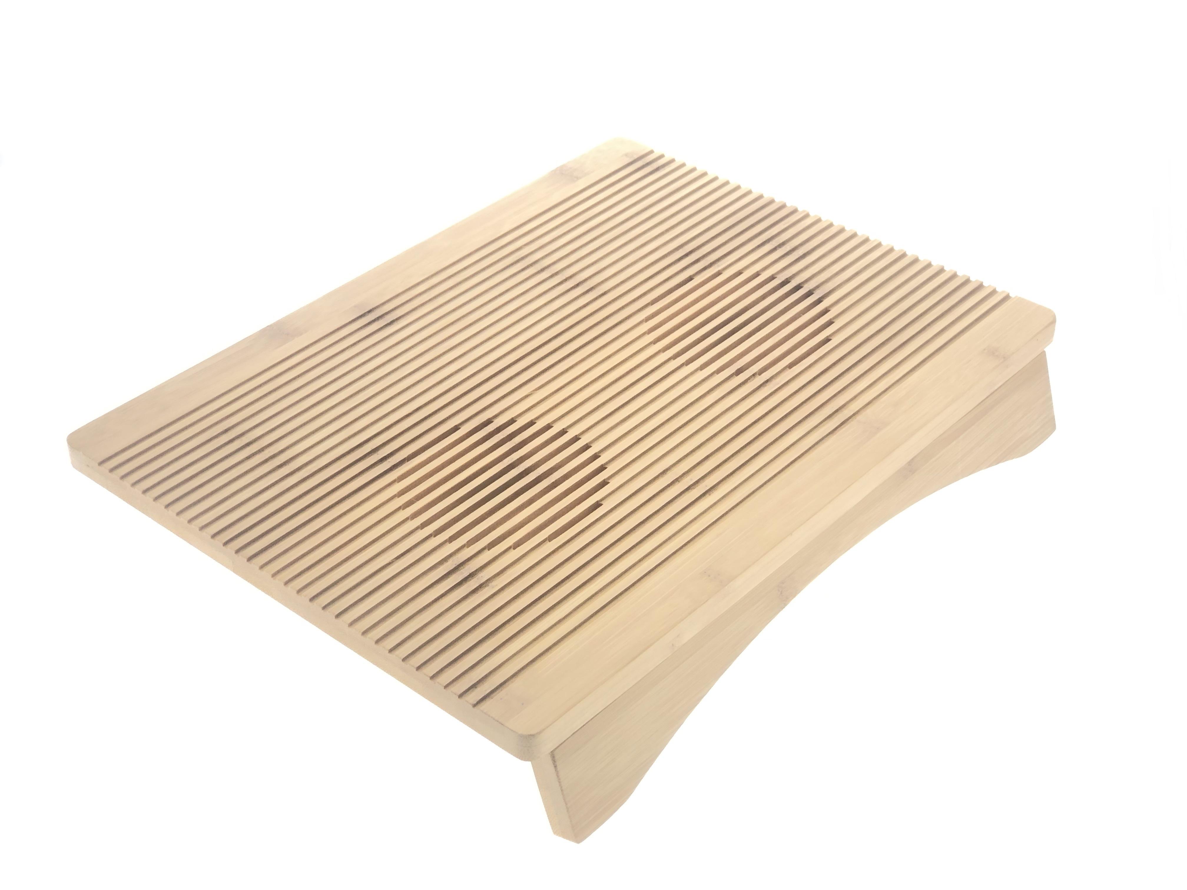 Бамбуковая подставка Bordo для ноутбука P1