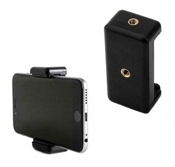 Универсальное крепление на штатив для телефона Holder01