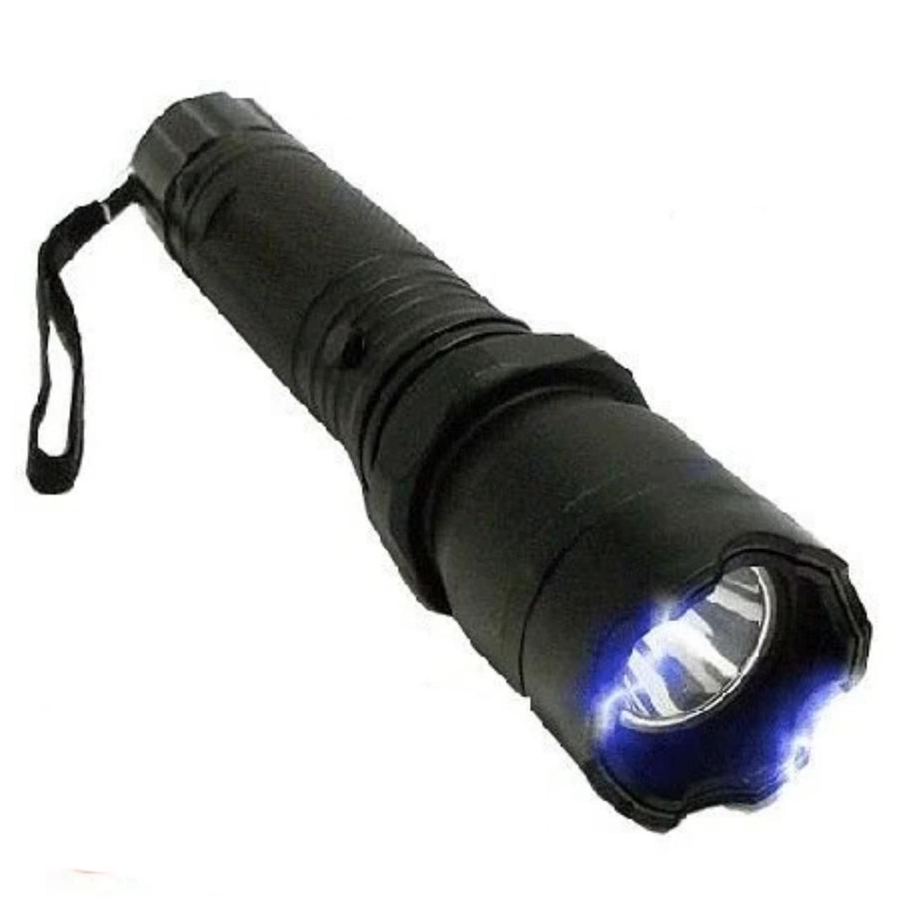 Тактический фонарь - электрошокер POLICE TF1