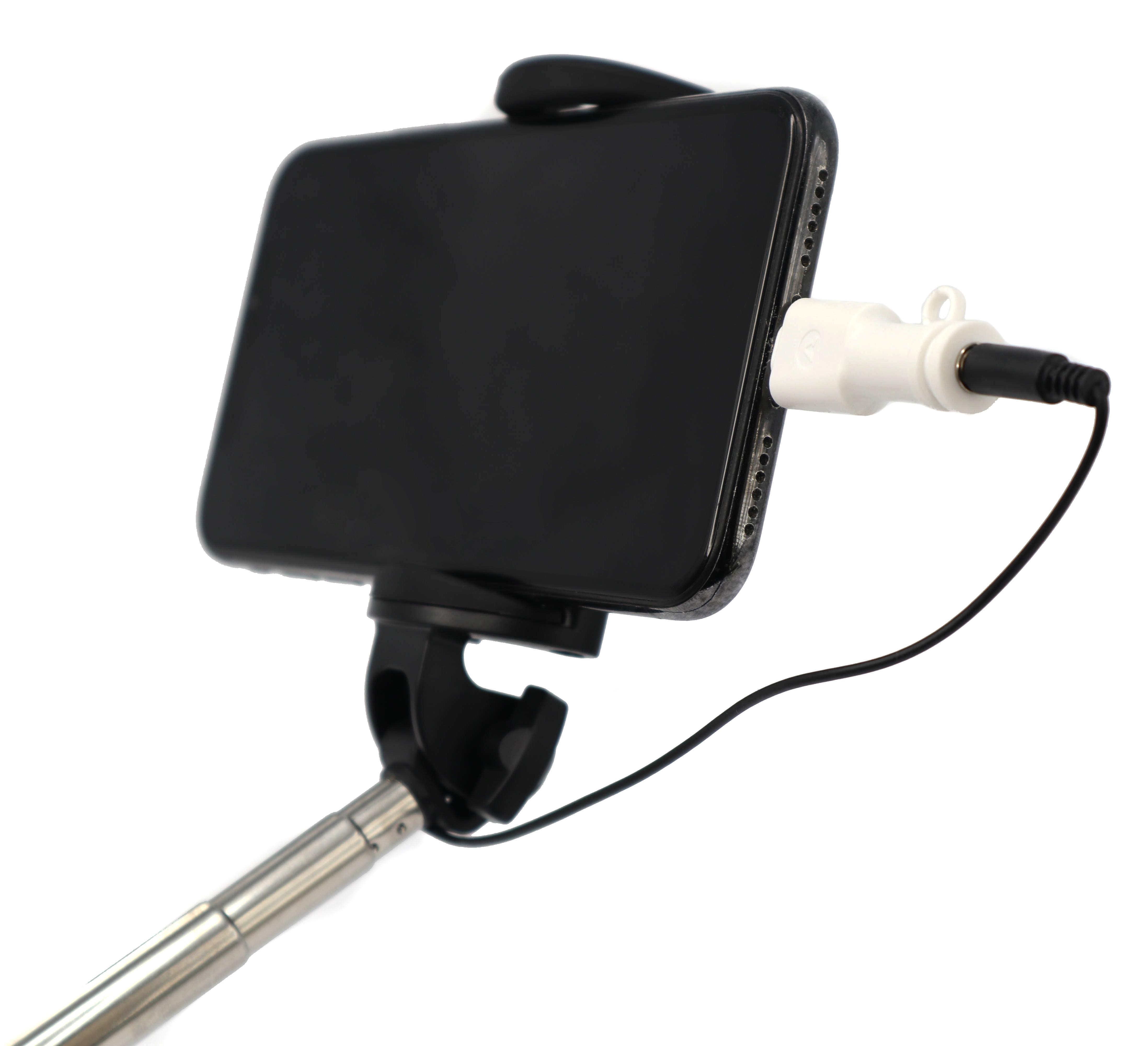 Переходник UFT на селфи палку для iPhone 777