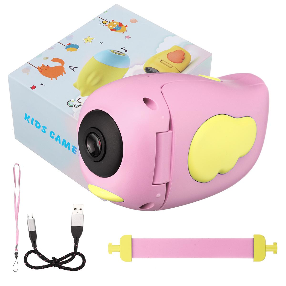 Детская видеокамера Bordo HD, дисплей 2.0 F5 Pink