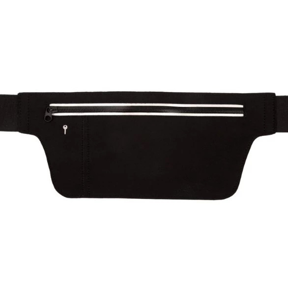 Спортивная сумка на пояс SW01 Accel Black
