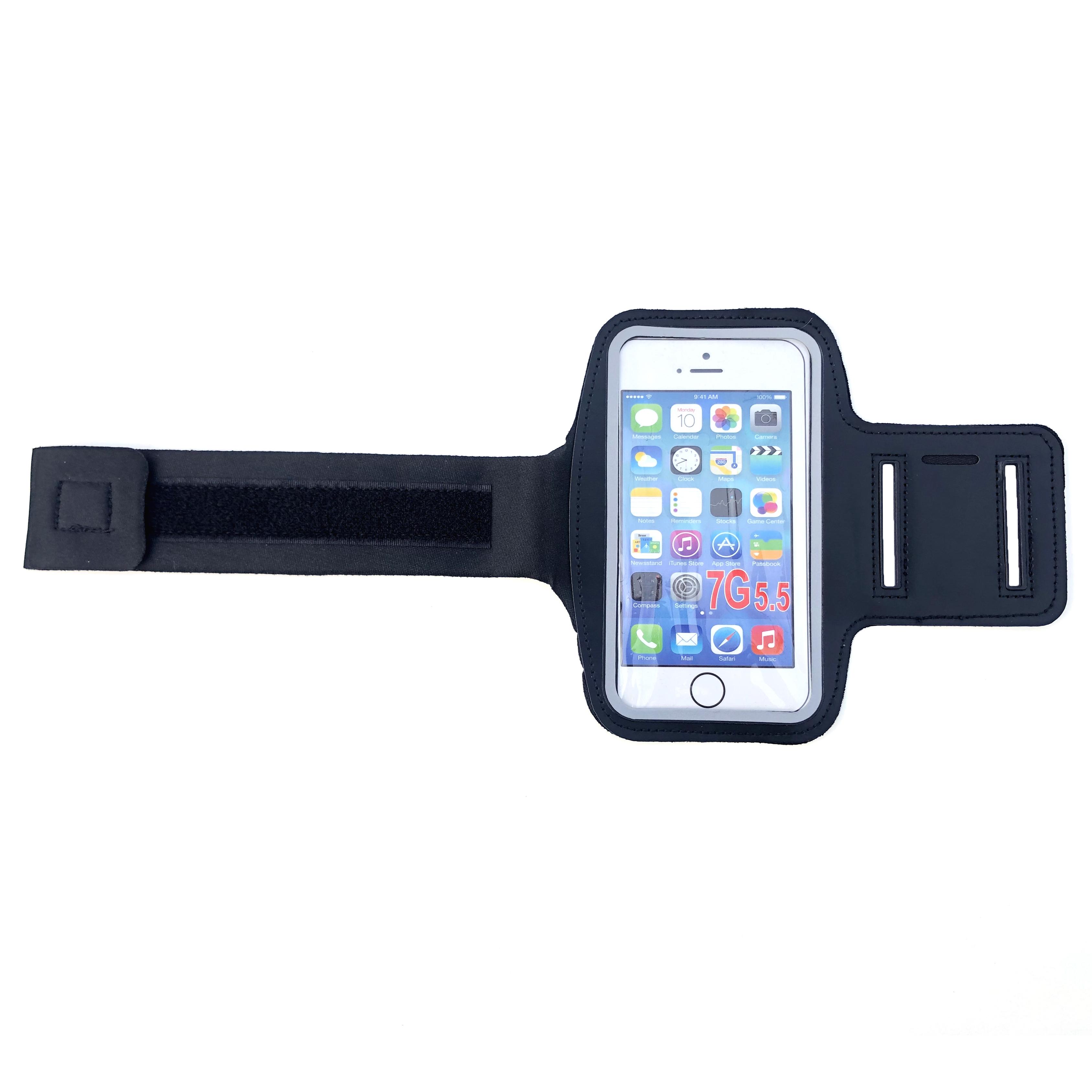 Спортивный чехол на руку для телефона Bordo 5.5 AS 02