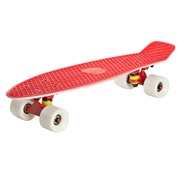 Дитячий скейт UFT Penny Board Red Berry