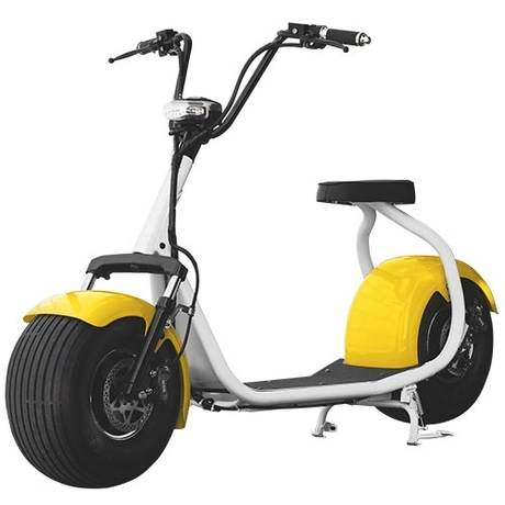 Электробайк UFT EURO-BIKE yellow