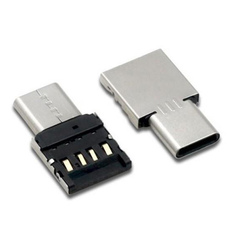 Адаптер USB 2.0 - Type-C Adapter UFT TC1